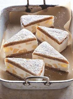 Southern Italian Ricotta and Pear Cake
