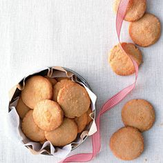 Parmesan Shortbread with Fennel and Sea Salt | Recipe | Fennel, Sea ...
