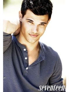 Taylor Lautner.... my goodness can you be ANY cuter?!