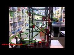 Fischertechnik PROFI - Dynamic con pelotas en RO-BOTICA