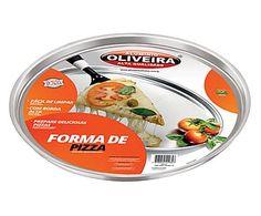 Forma para Pizza Polida - 18cm