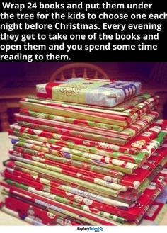 Could wrap library books too & then return.