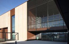 New Showroom and Storage Facilities / Jereb in Budja arhitekti