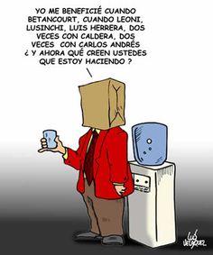 #comic politicos en Venezuela