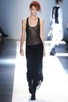 Ann Demeulemeester Spring 2015 Ready-to-Wear Fashion Show: Complete Collection - Style.com