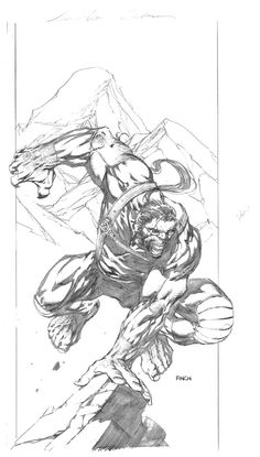 Ultimate X-Men, Vol. 1 # 44, by David Finch and Frank G. D'Armata.