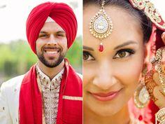 real weddings sikh ismaili wedding christine williams