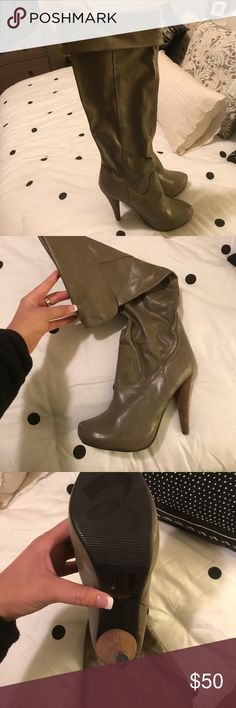 Sexy boots! NEVER worn. Perfect condition. ☺️ Shoes