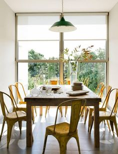 ChicDecó: Una casa contemporánea con muchísimo estiloA stylish contemporary home