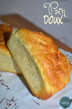 Faux french sweet bread - great website with lots of recipes for all phases of Dukan