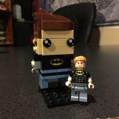 How about this alt-build? I made a #brickheadz of my #SigFig #jessesbrickgalaxy