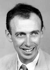 James Watson (U.S.)  partnered with Francis Crick in England to discover the double helix structure of DNA and its genetic implications.  He and Crick were awarded the Nobel prize in Physiology in 1962.  1928.