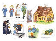 Hans och Greta, flanosaga är en klassisk traditionell folksaga av Bröderna Grimm. Berättelsen handlar om det goda och den onda, med lyckligt slut!