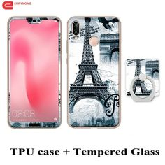 And Children Objective Makavo Premium Tpu For Huawei P20 Lite Case Slim Fit Transparent Silicone Clear Soft Back Cover For Huawei P20 Pro Phone Cases Suitable For Men Women