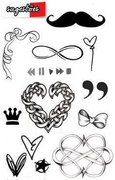 It Modernity!: Dicas, inspirações, sugestões e fontes para sua tatuagem.
