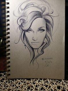 Draw My Selfie: reverywhere.com/selfie #OXZANA #portrait #selfie #drawing #sketch #illustration #face #model #muse #selfieoftheday #portraitoftheday #photooftheday #drawingoftheday #instart #artstagram #iphonasia #iphonagraphy #drawme #beauty #fashion #model #music #loveselfie #me