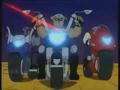 Biker Mice From Mars (Intro TV) - YouTube
