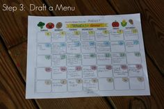 FREE!  August REAL Food Menu Plan  From WholesomeMommy.com