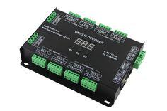 32CH RGBW DMX512 decoder 8 bit /16 bit. | eBay!