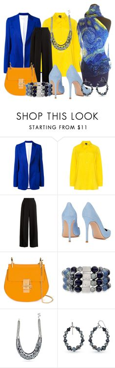 """""""Amsterdam #3"""" by kingthesirens ❤ liked on Polyvore featuring Victoria Beckham, Persona, RED Valentino and Gianvito Rossi"""