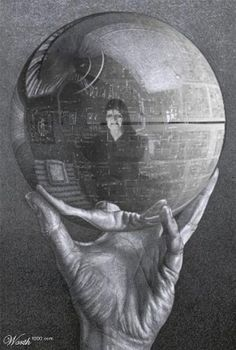Darth Sidious - Cool Star Wars Art
