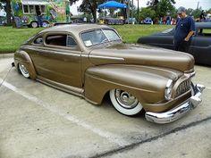 48 Mercury Coupe