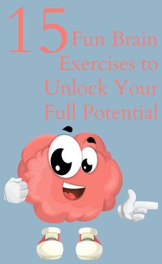 These are the BEST exercises for brain. Lot of instructions for efficient brain training. Pin now read later!