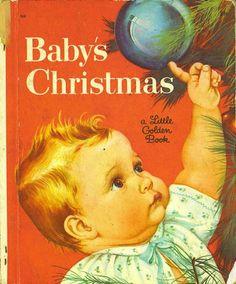 Baby's Christmas, Little Golden Book