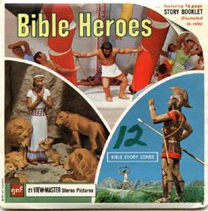 View Master, Master Art, Bible Heroes, Weird Toys, 3d Photo, Special Interest, Clay Figures, Photography And Videography, Just For Fun