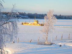 Eskilsön lossi, Kaskinen Finland