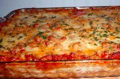 Deze heerlijke en smeuïge lasagne is echt de lekkerste die wij ooit hebben gegeten!