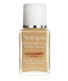 Cosméticos para pieles propensas al acné | Neutrogena®