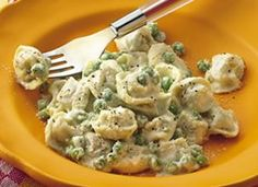 Easy Alfredo Tortellini Looking for a new addition to your cooking-for-two collection? Try a creamy tortellini that's ready in less than 30 minutes and a snap to prepare.