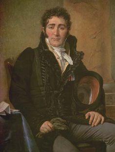 Counte Henri-Amedee-Mercure de Turenne, Jacques-Louis David