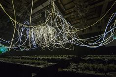 Luminous Circuitry by Grimanesa Amorós