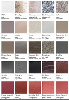 hermes birkin leather guide