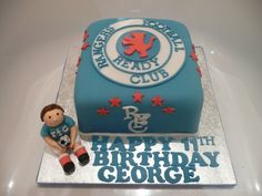 soccer cake?
