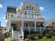 69 best homes by the sea images beach homes real estates beach rh pinterest com Beach Stone Harbor New Jersey Beach Stone Harbor New Jersey