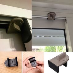 Iron Sliding Window Safety Lock