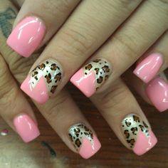 Animal Print and Pink ♥