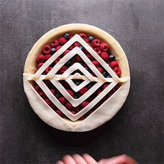 Out of ideas for your pie crusts? We've got you covered with 6 new ideas that you can easily make using a few household items!
