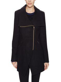 Nice coat!