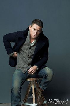 Magic Mike XXL himself, Channing Tatum, is our Spornosexual 1990s Vint – Vanguard Vintage Clothing