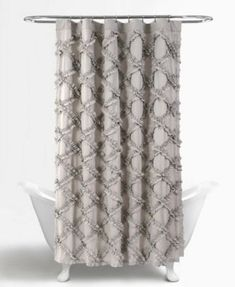 Take a look at this Gray Marilyn Shower Curtain today! Plywood Furniture, Eames, Shower Curtain Rings, Shower Curtains, Shower Routine, Home Decor Inspiration, Decoration, Bathroom Accessories, Grey