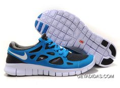 new product cf56a 6cede Nike Free Run 2 Blue Grey White TopDeals, Price   59.15 - Adidas  Shoes,Adidas Nmd,Superstar,Originals