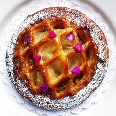 ...#laminated#lattice #sf #viennoiserie #somanyflakes #pastry by arterrazas