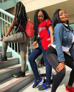 Best friends Having fun Go Best Friend, Best Friend Goals, Best Friends Forever, Bff Goals, Squad Goals, Black Girl Magic, Black Girls, Superenge Jeans, Bae