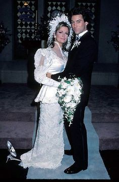 John and Marlena Wedding #DAYS