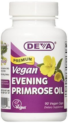"Evening Primrose Oil is an excellent source of Gamma Linolenic Acid (GLA)(Omega 6), Linoleic Acid (Omega 6) and Oleic Acid (Omega 9). These are essential fatty acids that are important in maintaining the structure of human cells.   	 		 			 				 					Famous Words of Inspiration...""More... more details at http://supplements.occupationalhealthandsafetyprofessionals.com/herbal-supplements/evening-primrose/product-review-for-deva-nutrition-evening-primrose-oil-vcap-90-count"
