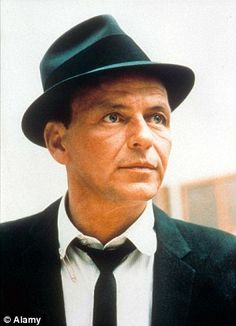 d6744aaa85175 The Trilby Hat  Frank Sinatra. Can t argue with that.  Style